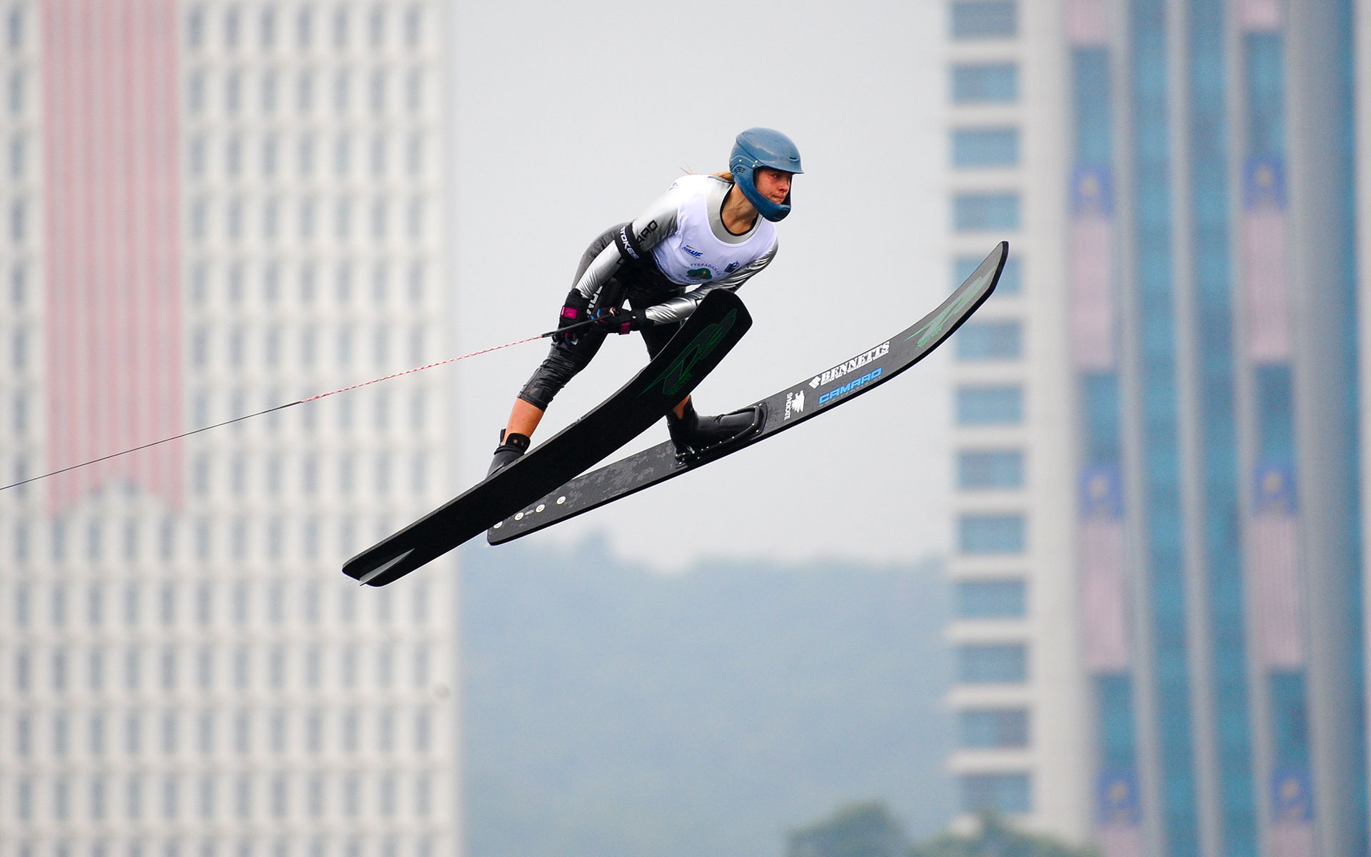 IWWF World Waterski Championships and IWWF European Wakeboard Championships provide taste of what to expect in Doha