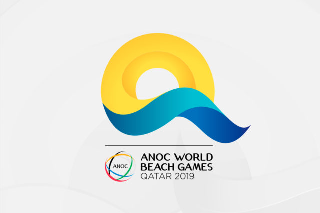 Roster of major partners and sponsors announced for ANOC World Beach Games Qatar 2019