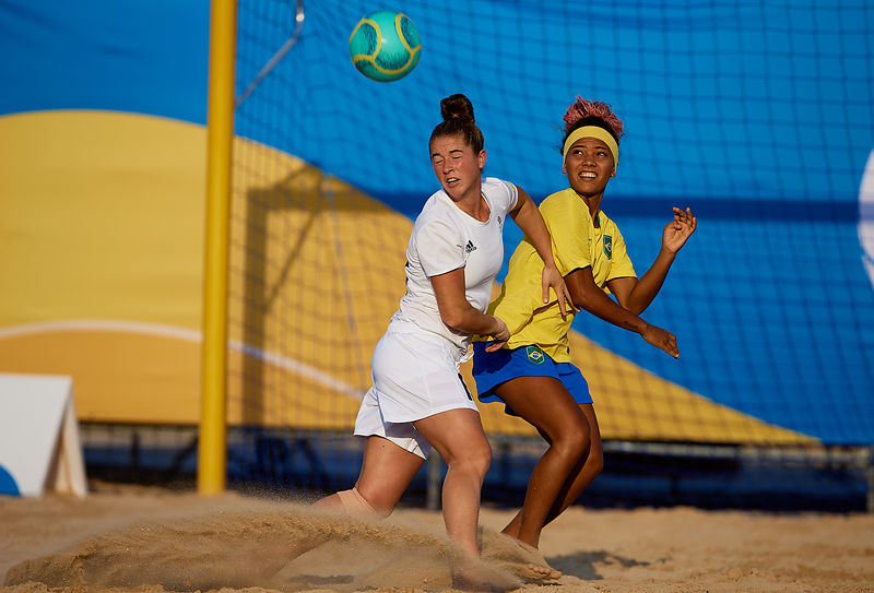 Beach Soccer: Katara Beach