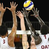 Men's Beach Volleyball 4x4: QAT vs GER