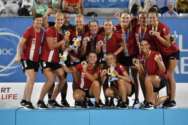 USA men & women take first ever 4×4 beach volleyball titles at the World Beach Games